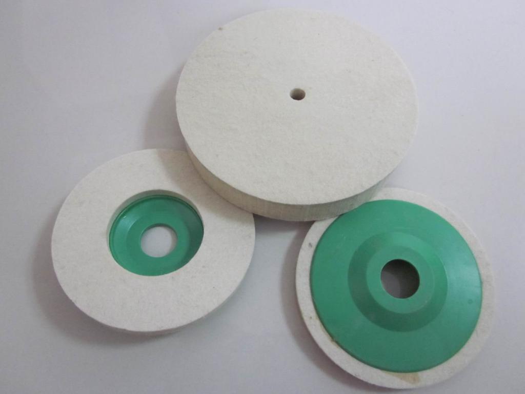 Войлочные диски