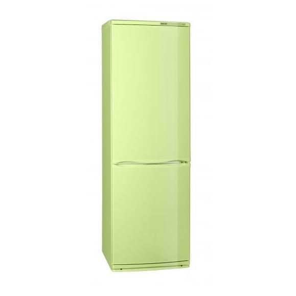 """Зеленый холодильник """"Атлант"""""""