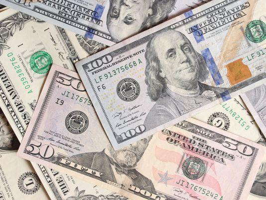 Американские банкноты