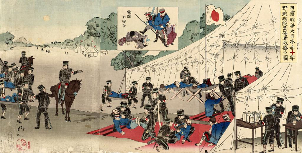 периоды русско японской войны 1904 1905