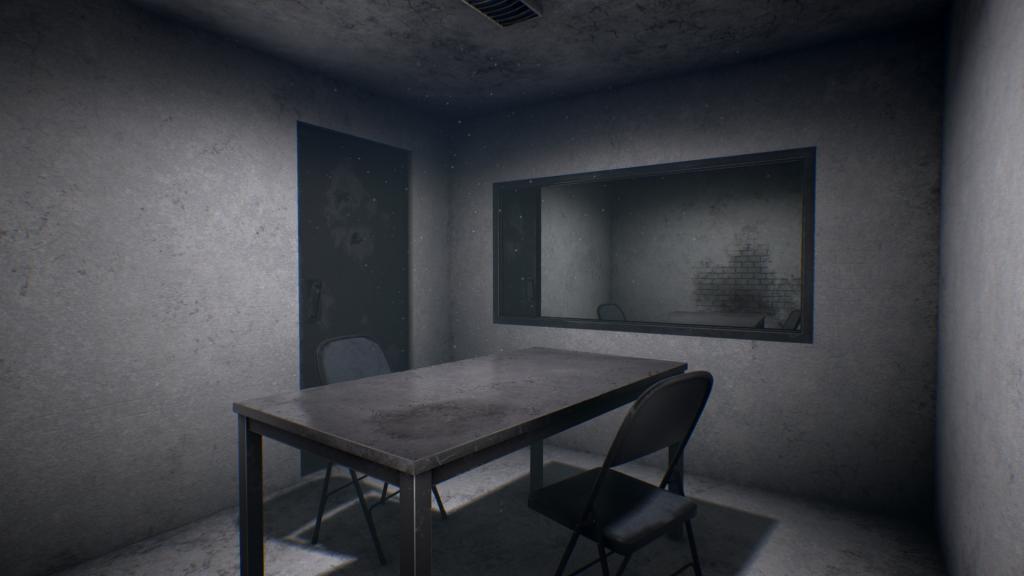 Комната для допросов
