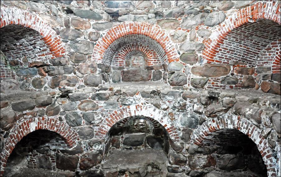 камеры в соловецком монастыре