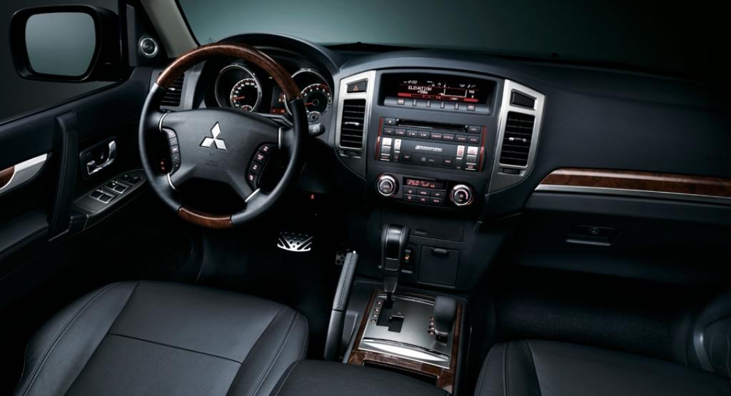 паджеро 4 дизель технические характеристики