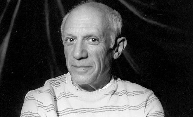 художник Пабло Пикассо