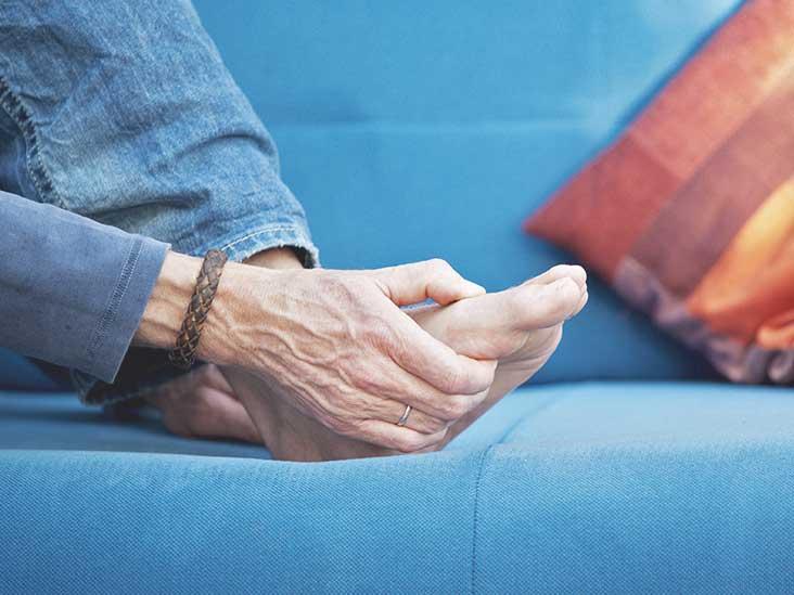 поражение суставов пальцев