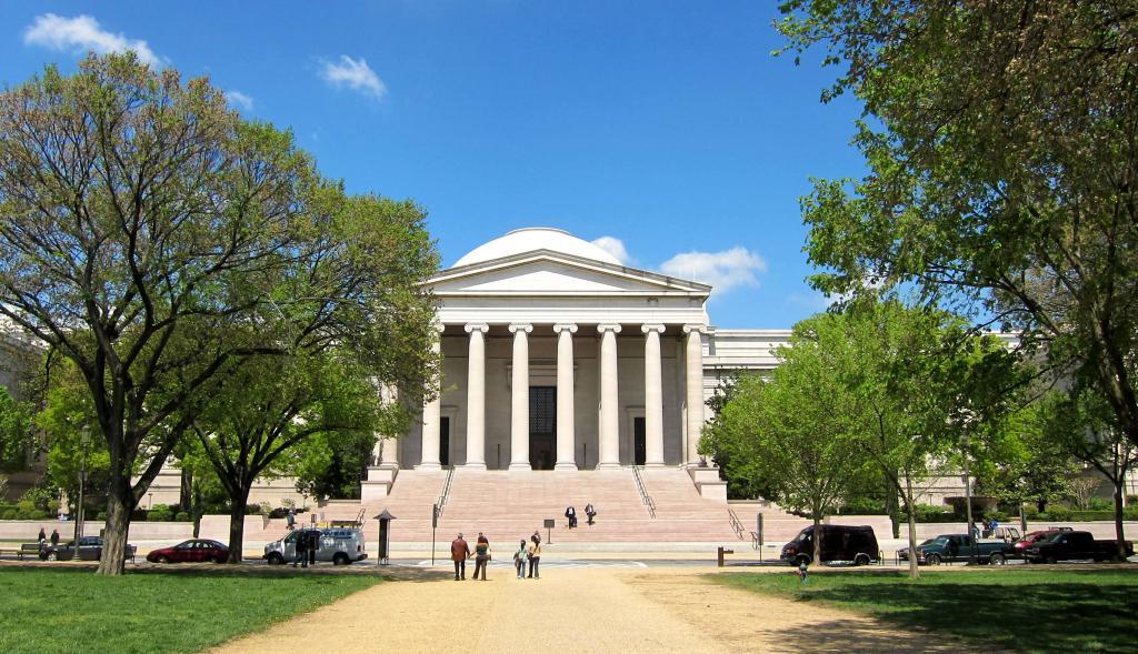 Картинная галерея Вашингтона