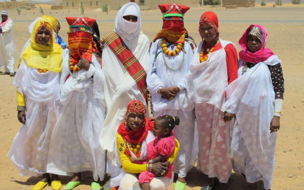 берберская свадьба