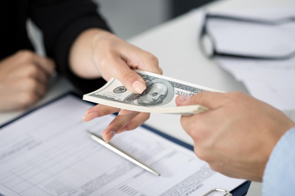 взять деньги в кредит в банке