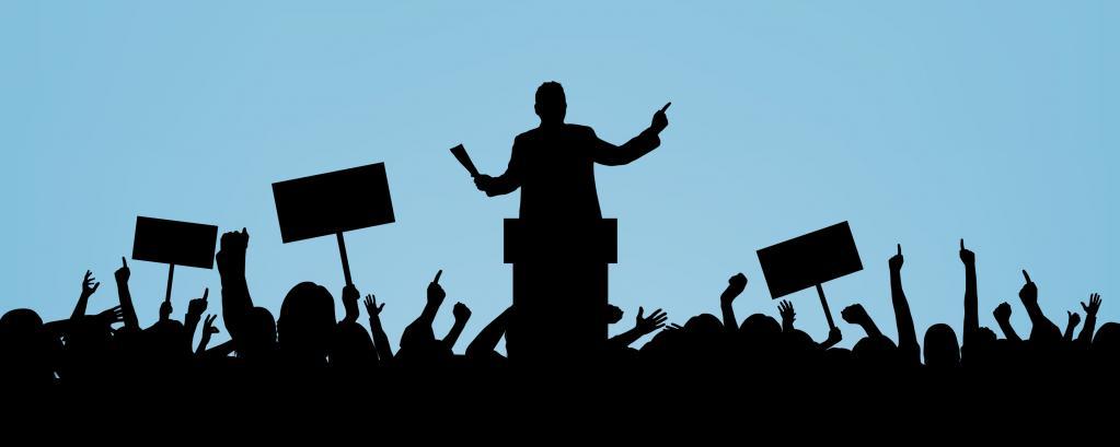 Оратор и избиратели