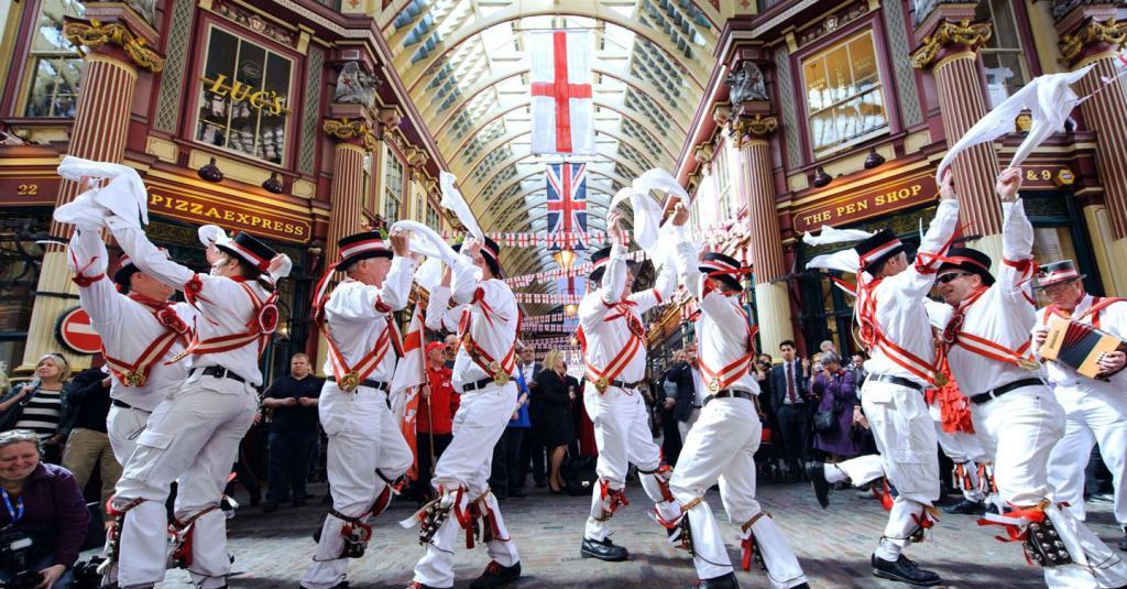 Английские культурные традиции