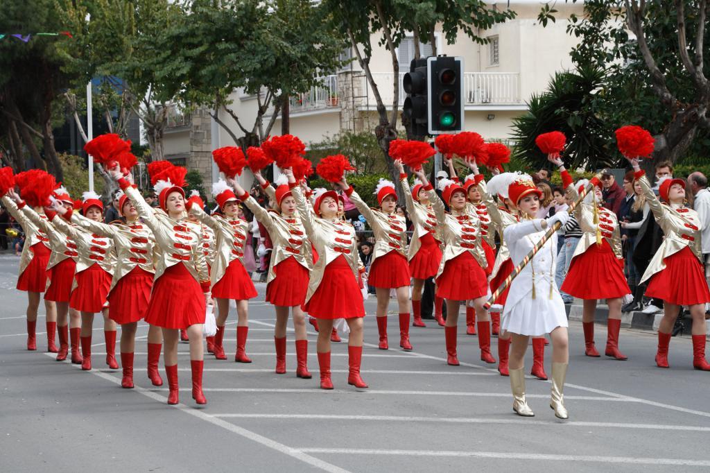 Парад на Кипре