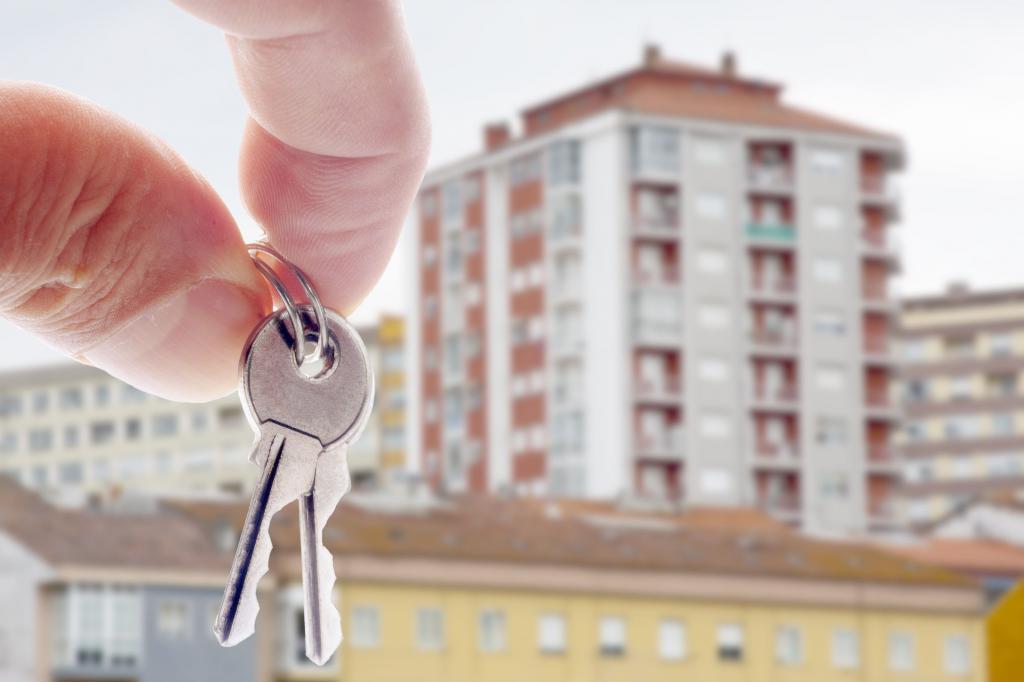 договор продажи недвижимости