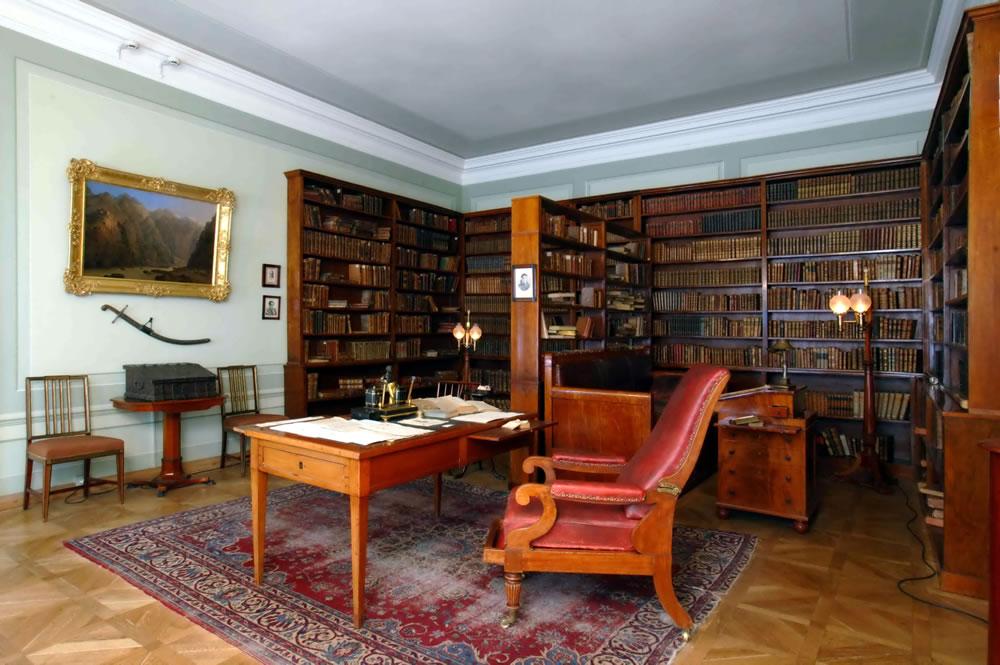 кабинет Пушкина