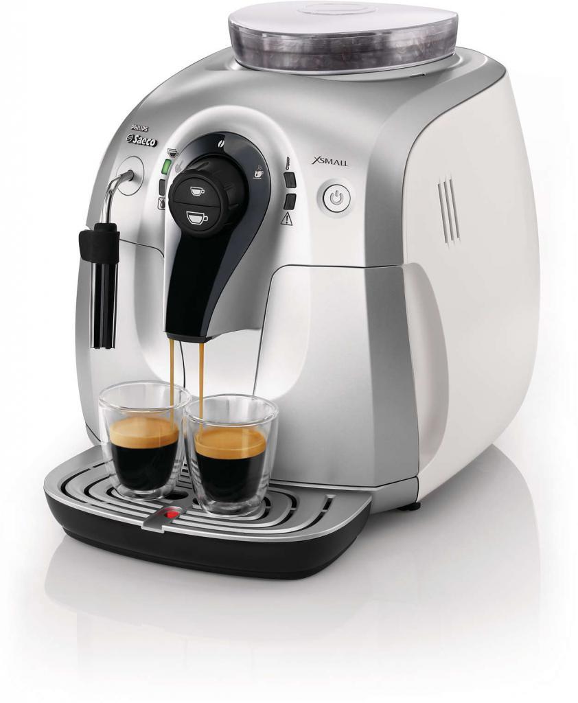 Отличная кофемашина