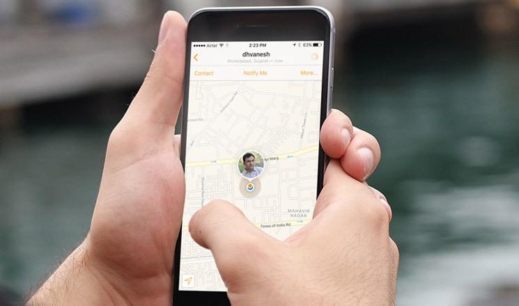 Найти свой или чужой iPhone