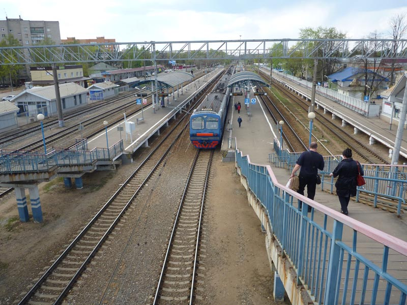 Железнодорожная станция Монино