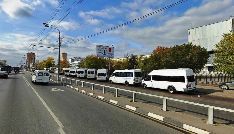 Автовокзал ст. м.Щелковская