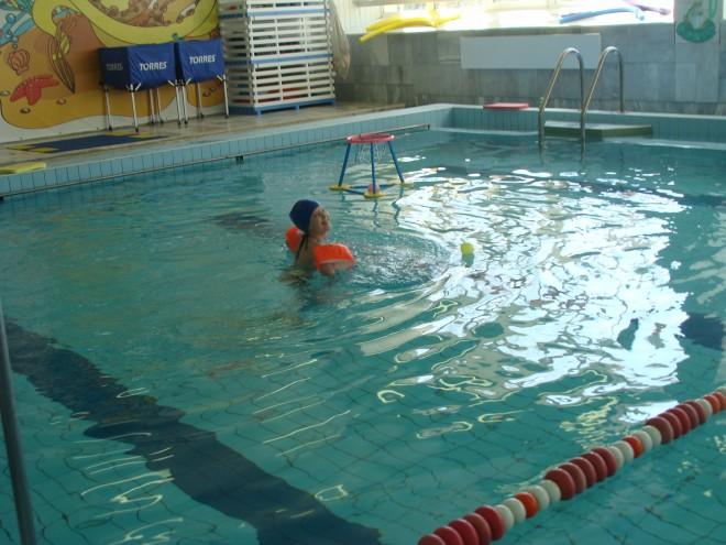 бассейн для детей Нефтяник Сургут