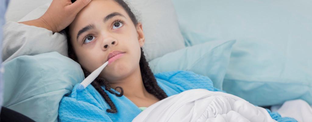 понос после антибиотиков у детей