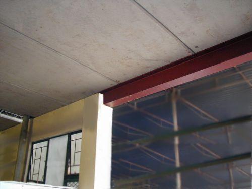 Межэтажное бетонное перекрытие