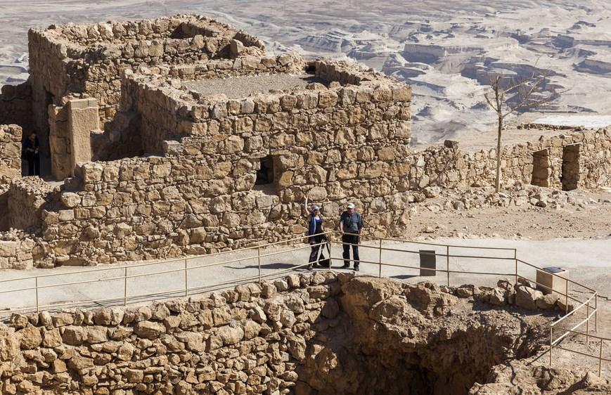 Музей древней крепости Масада