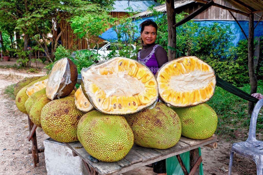 самый большой фрукт