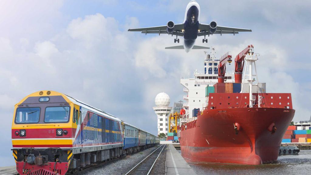 транспортный сектор