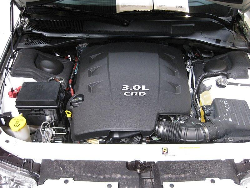 крайслер 300 характеристики