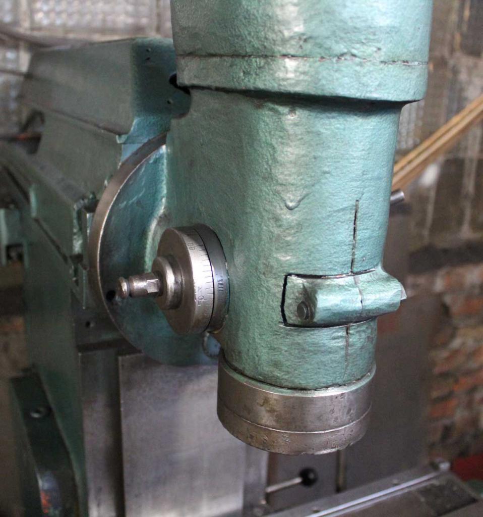 Шпиндельный узел фрезера 675
