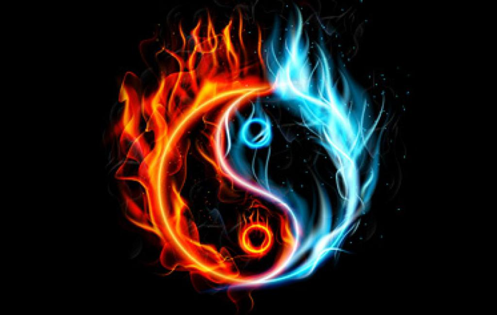 Инь и янь – символы добра и зла