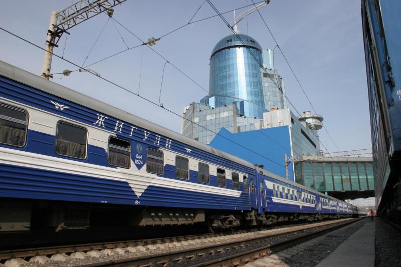 Фирменый поезд
