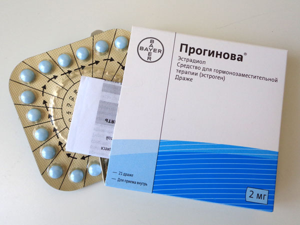 препарат прогинова