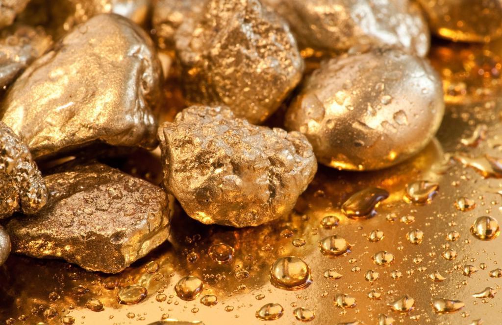 Природное золото