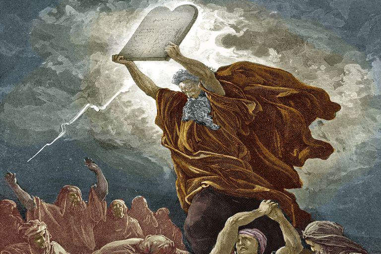 Гнев Моисея
