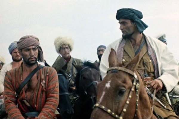Басмачи Средней Азии