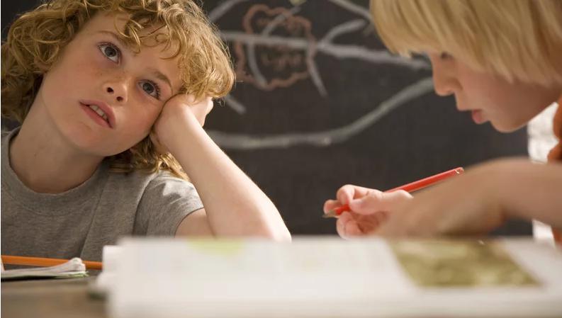 Упражнения на развитие внимания у дошкольников