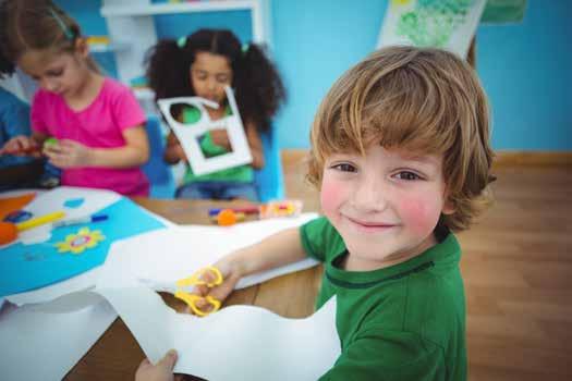 Развитие внимания у старших дошкольников