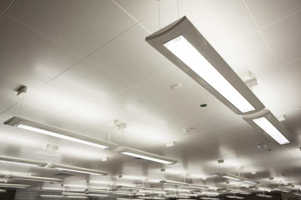 готовые промышленные светильнки