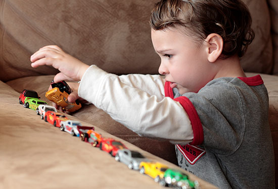 Развитие внимания ребенка дошкольника