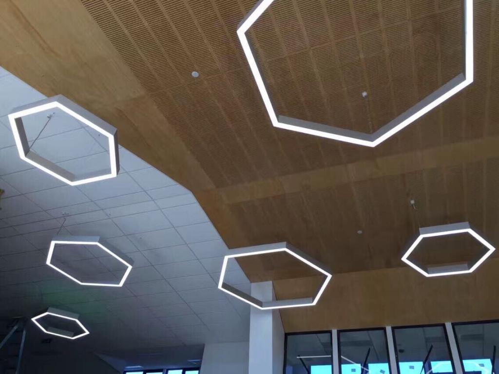подвесные линейные светодиодные системы