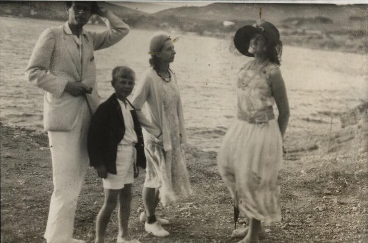 Семья Олдоса Хаксли