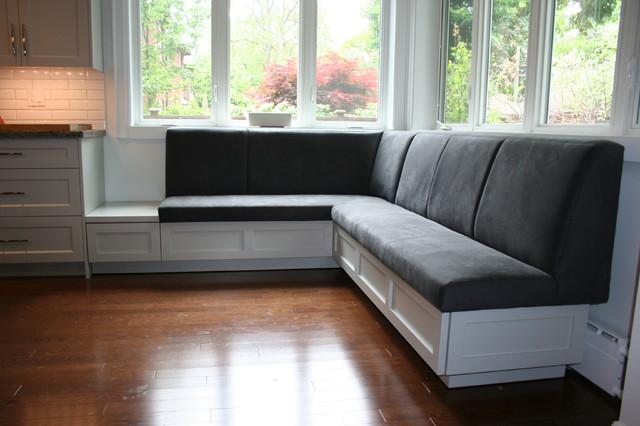 угловой диванчик на кухню своими руками