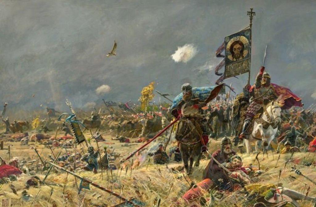 куликовская битва место