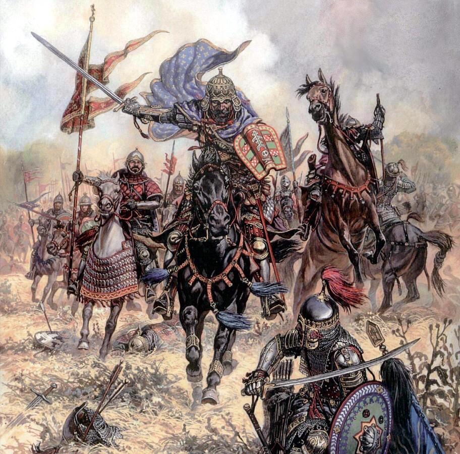 куликовская битва место сражения