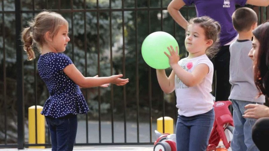 Развитие слухового внимания у дошкольников