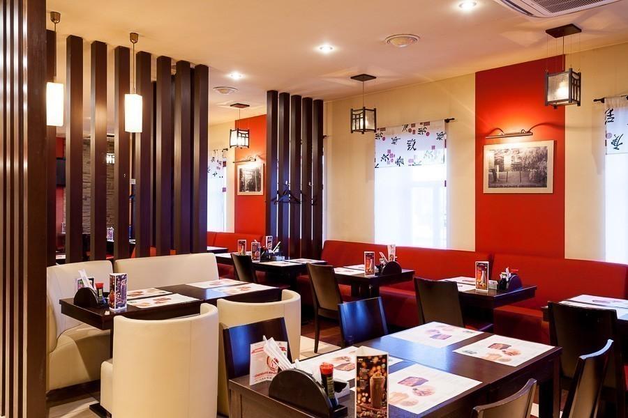 Ресторан «Планета Суши».