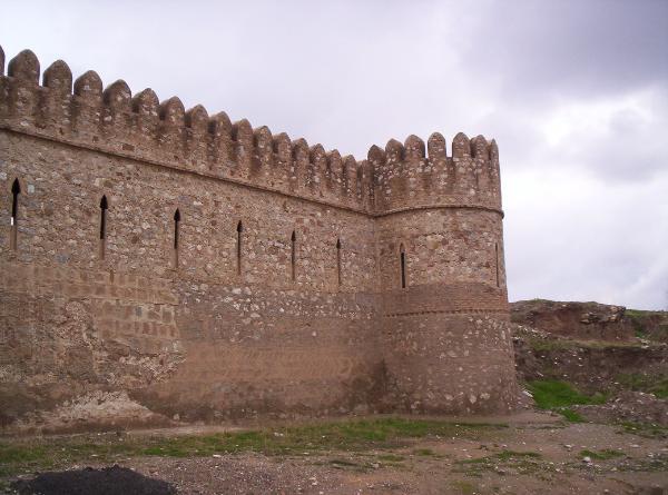 Ассирийская цитадель