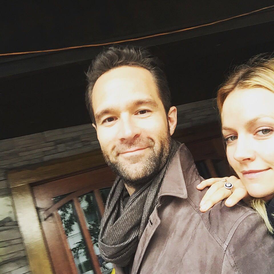 Фото Беки с мужем