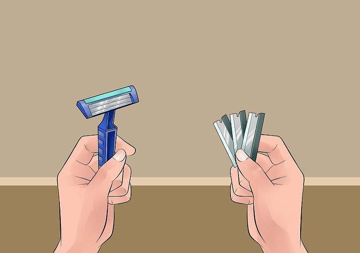 брить волосы под мышками во сне