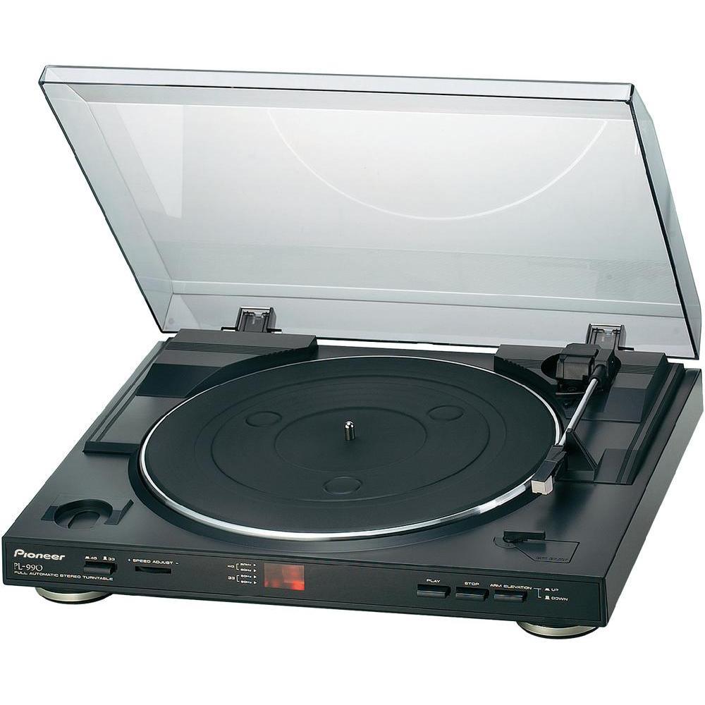 pioneer pl 990 обзор